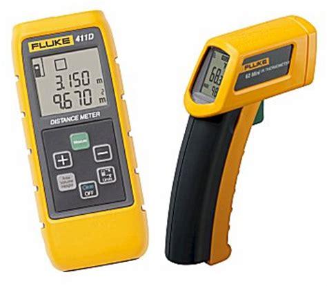 Fluke 414d Espr Laser Distance Meter temperature meters ir thermometers