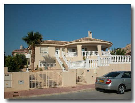 huis huren costa blanca particulier vakantiehuis met zwembad huren in spanje
