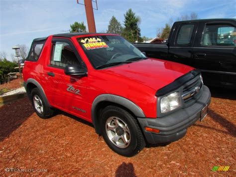 books on how cars work 2001 chevrolet tracker engine control 2001 wildfire red chevrolet tracker zr2 soft top 4wd 57611086 gtcarlot com car color galleries