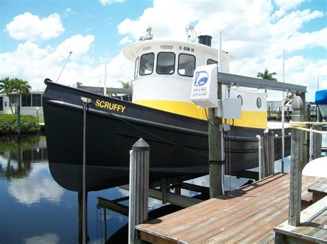 used tug boats for sale bc 2000 martin tugboat company cruising tugboat powerboat for