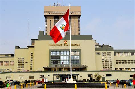 el ministerio interior reorganizan funciones ministerio interior y la