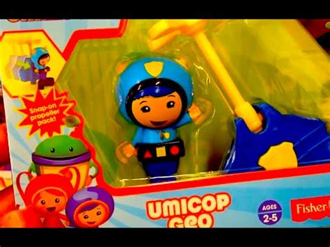 umicop geo from team umizoomi [nickelodeon] by fisher