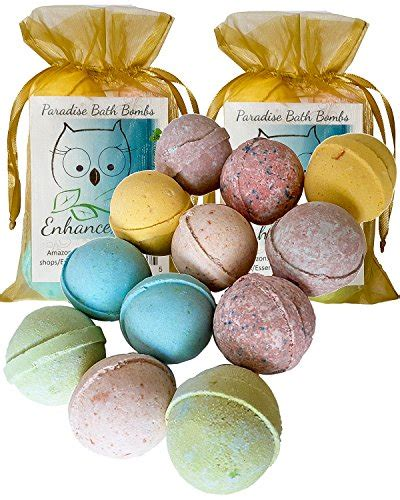 Handmade Bath Bombs Wholesale - gift set 12 wholesale bath bombs from enhance me