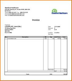 format template 8 food bill format in word financial statement form