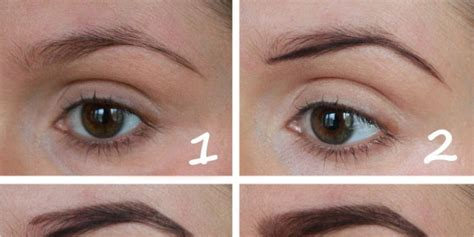 how to perfectly fill in your eyebrows chikk net