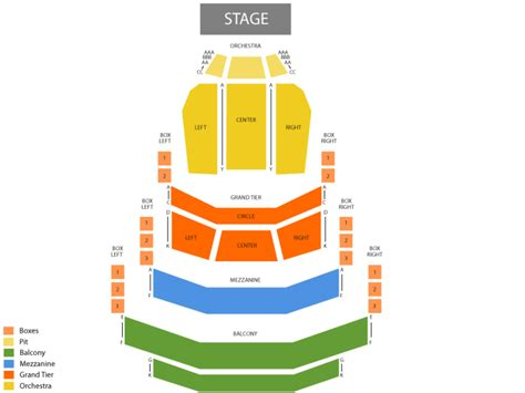 belk theatre seating plan blumenthal seating chart symphony orchestra