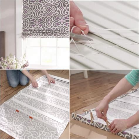 shades out of mini blinds how to turn mini blinds into shades