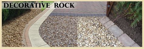 Landscape Rock Sizes Yard Stuff