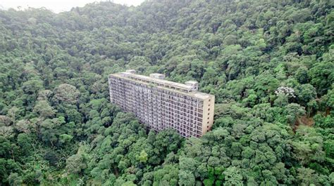 Ghost Of Atlantic Jungle Resort abandoned hotel in rainforest of brazil מקומות