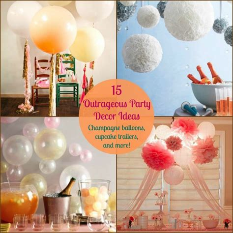 home interior decorating parties home design ideas u 15 outrageous party decor ideas