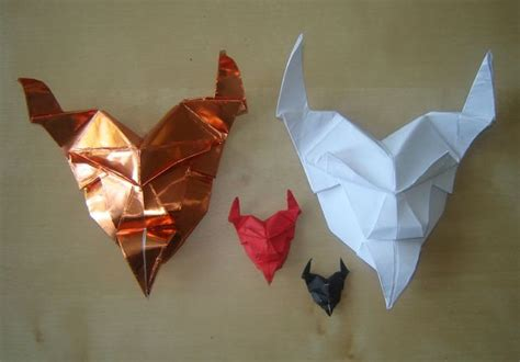 Origami Mask - origami mask