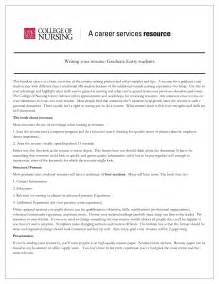 sle practitioner student resume master students