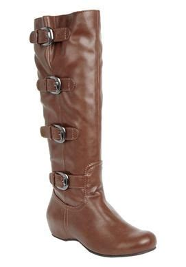 within wide calf boots wide width frankie wide calf boot by comfortview