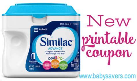 Similac Coupons Printable