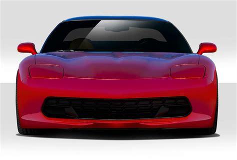duraflex stingray z front bumper for the c5
