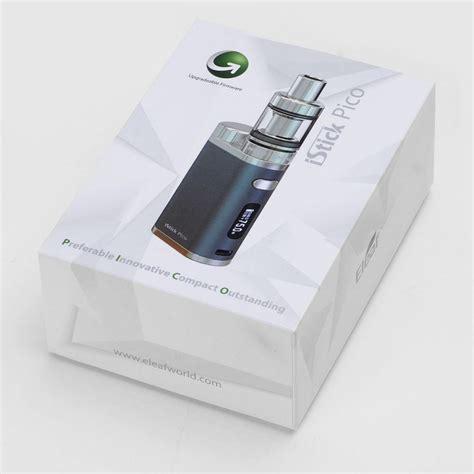 Eleaf Melo 3 Mini Tubeglass Authentic authentic eleaf istick pico white bronze tc vw mod melo iii mini kit