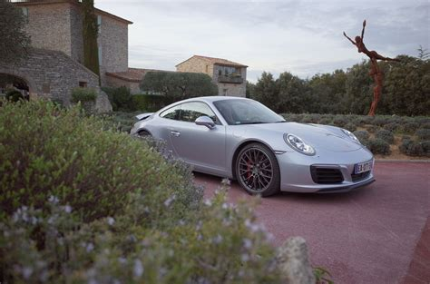 Porsche 991 Carrera 4s by Essai Porsche 911 991 Carrera 4s 420 Ch Motorlegend