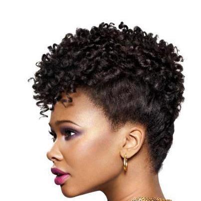 low maintenance afro hairstyles short natural hair styles natural wedding and short