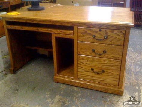 oak office desk home interior inspiration