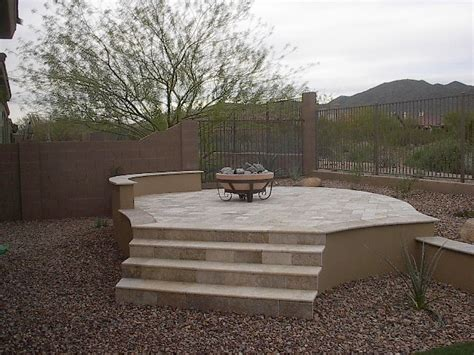 backyard anthem backyard anthem phoenix anthem arizona firepit outdoor