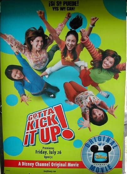 film up complet gotta kick it up movies pinterest