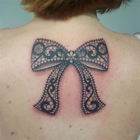 black bow tattoo designs 21 lace designs ideas design trends premium