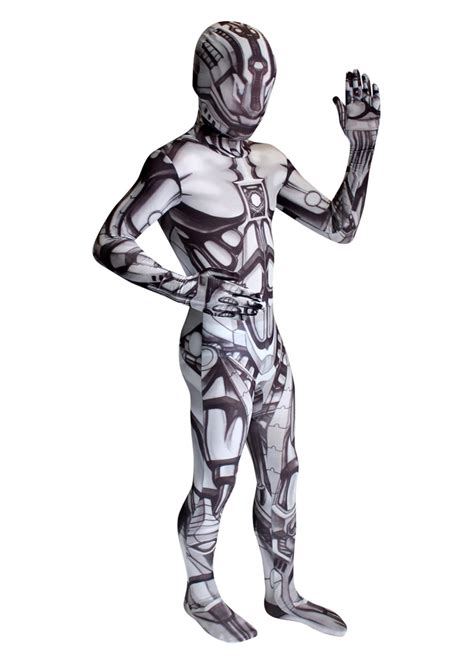 android costume the android morphsuit boys costume general category