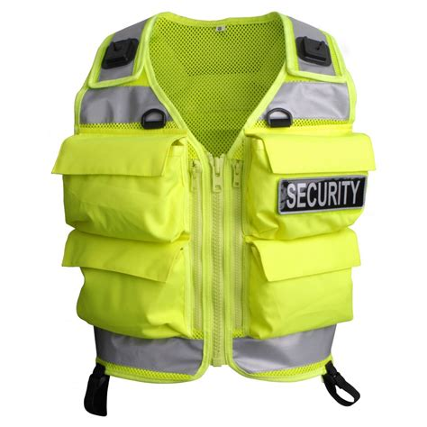 Rompi Hoodie Security shop for niton tactical 4 pocket vest yellow from niton999 security tactical kit