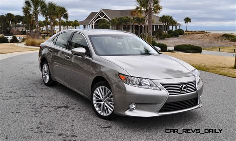 2015 lexus es350 review