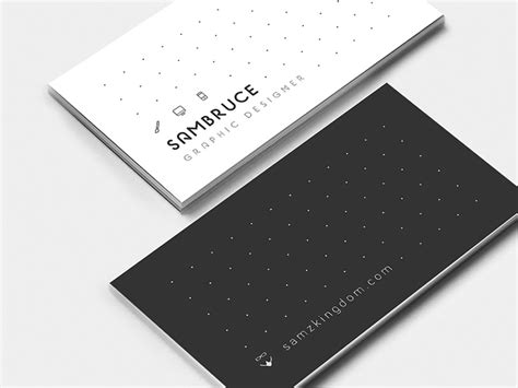 Furniture Design Ideas by Minimalistic Business Card Designs For Inspiration