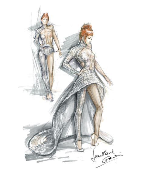 dessins en promenade jean paul gaultier rmn grand palais - Serre Gaga English