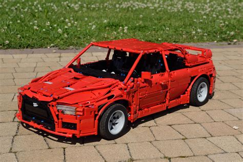 mitsubishi lancer evo 1 mitsubishi lancer evo x 1 8 lego technic mindstorms