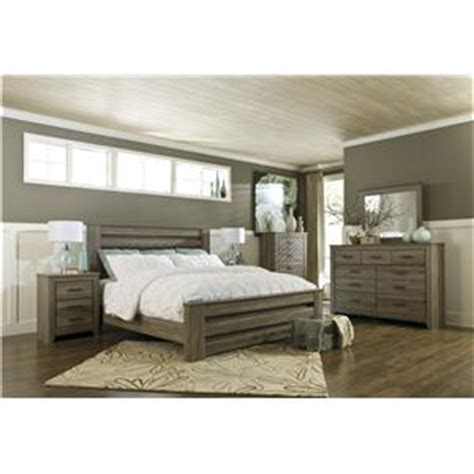 ashley zelen chest of drawers signature design by ashley zelen rustic 5 drawer chest