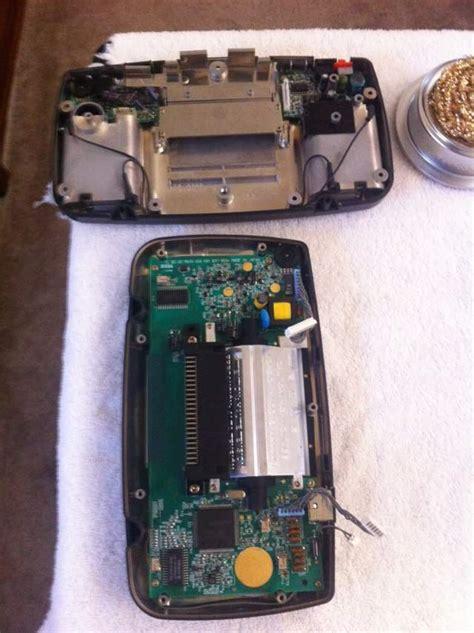 replacing capacitors sega gear sega gear capacitor replacement amino