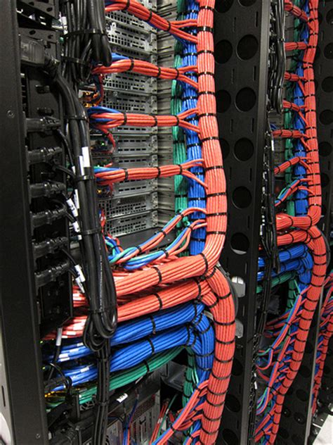 Server Rack Wiring Best Practices by Cabling A Softlayer Server Rack Softlayer