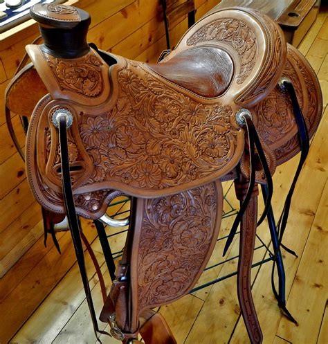 Handmade Saddles - saddle maker monticello welcome center frontier museum