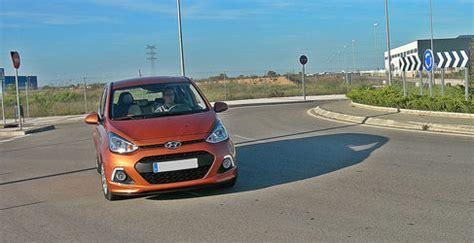 al volante hyundai i10 prueba pasamos al volante nuevo hyundai i10 motor y