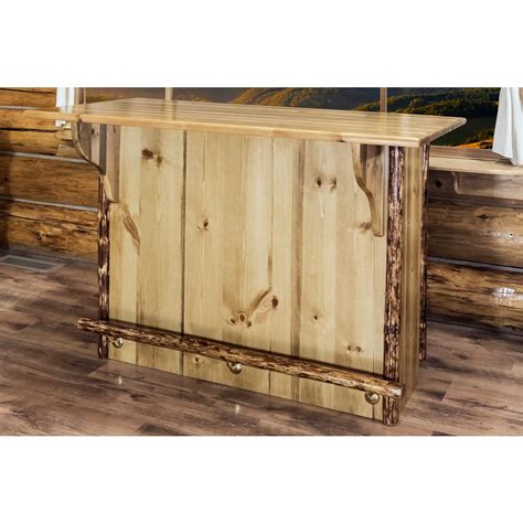montana woodworks montana woodworks glacier country stained and lacquered