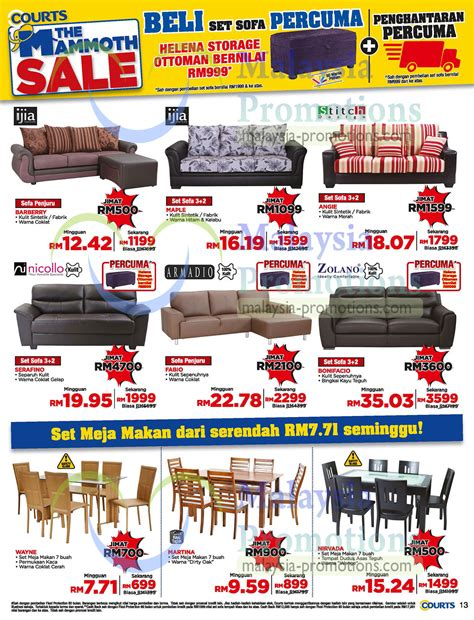 Oven Di Courts Mammoth courts sofa malaysia sofa menzilperde net