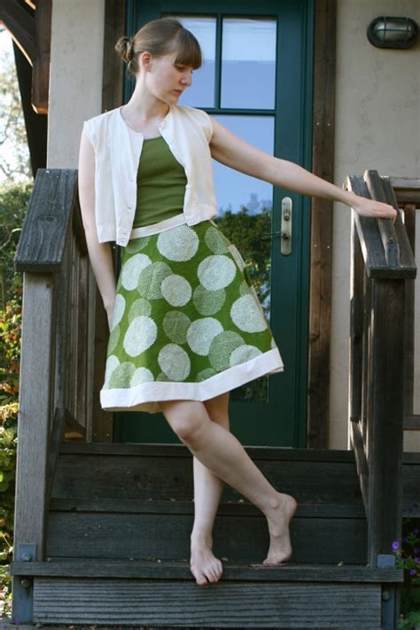 a line skirt tutorials simple sewing projects