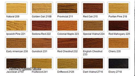 oak floor stain color chart extremely popular oak hardwood floor stain colors
