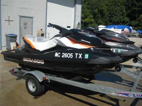 sea doo boats for sale michigan sea doo boats for sale in new baltimore michigan