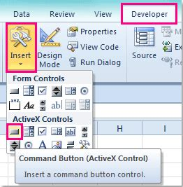 format control buttons excel 2007 command button excel 2007 vb 6 visual studio net and