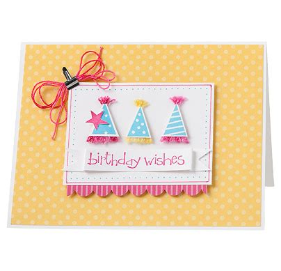 birthday card ideas and more