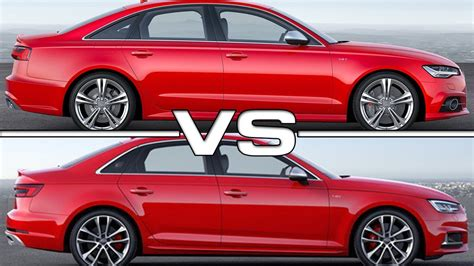 Audi S4 Vs S6 by Audi S6 Vs Audi S4 Road Test