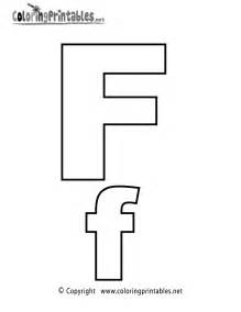 letter f coloring page free coloring pages of letter f
