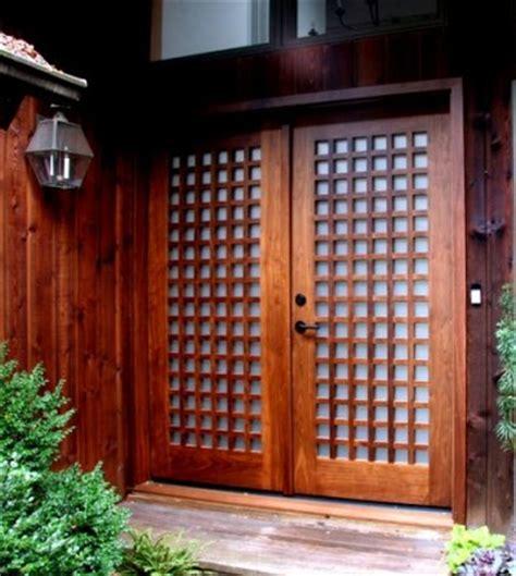 Japanese Exterior Doors Appwood Doors Morganton Nc Custom Wood Doors