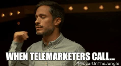Telemarketer Meme - mozart in the jungle rodrigo gif find share on giphy