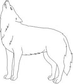 coloriage 195 dessiner un loup dans le potager