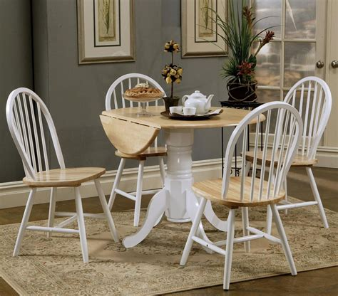 white table set dining table set with leaf homesfeed